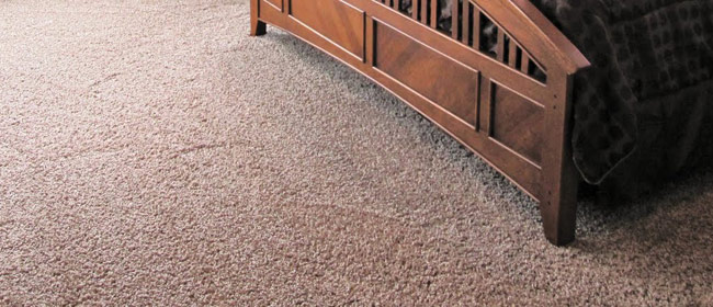 Choosing the right carpet padding.