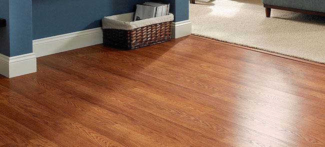 Laminate Floor Installation