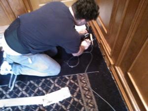 Quick Carpet Installation