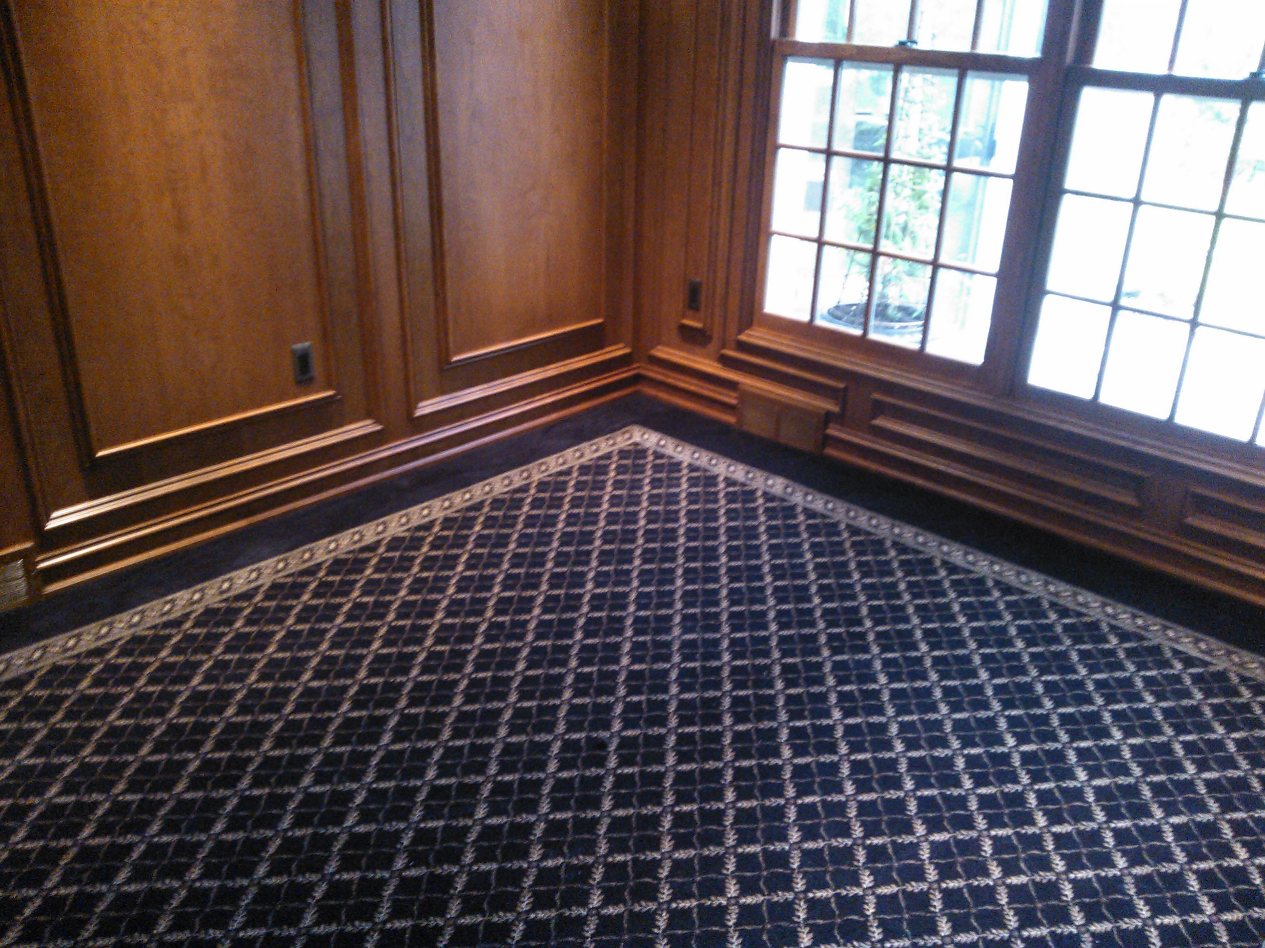 Recent Carpet Installation Project in Bloomfield Hills, Michigan